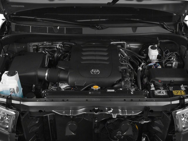 2015 Toyota Sequoia Prices and Values Utility 4D Platinum 4WD V8 engine