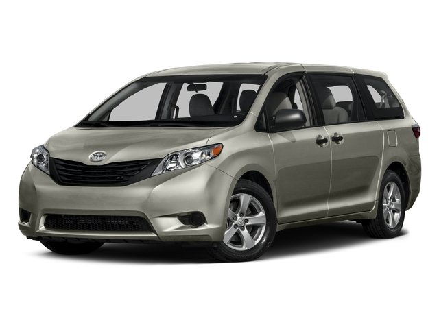 2015 Toyota Sienna Prices and Values Wagon 5D Limited V6