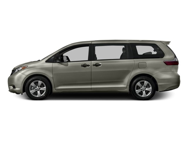 2015 Toyota Sienna Prices and Values Wagon 5D Limited V6 side view