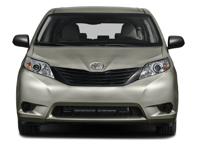 2015 Toyota Sienna Prices and Values Wagon 5D Limited V6 front view