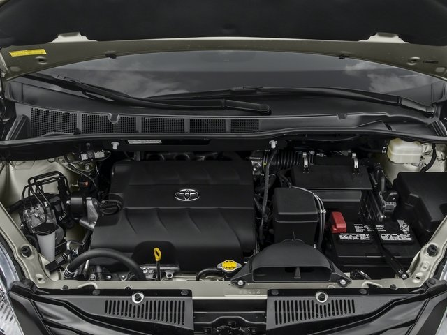 2015 Toyota Sienna Prices and Values Wagon 5D Limited V6 engine