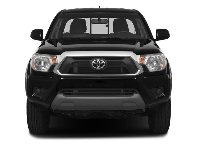 2015 Toyota Tacoma Prices and Values PreRunner Access Cab 2WD V6 front view