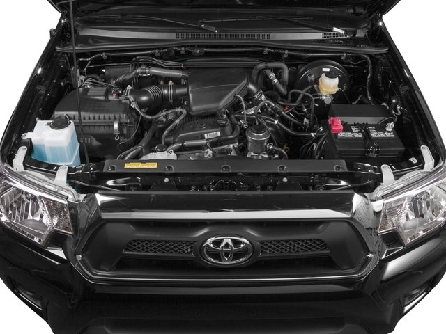 2015 Toyota Tacoma Prices and Values PreRunner Access Cab 2WD V6 engine