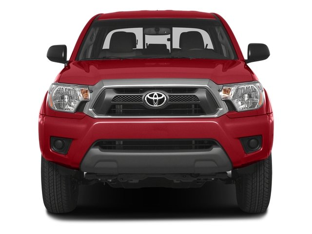 2015 Toyota Tacoma Prices and Values PreRunner 2WD V6 front view