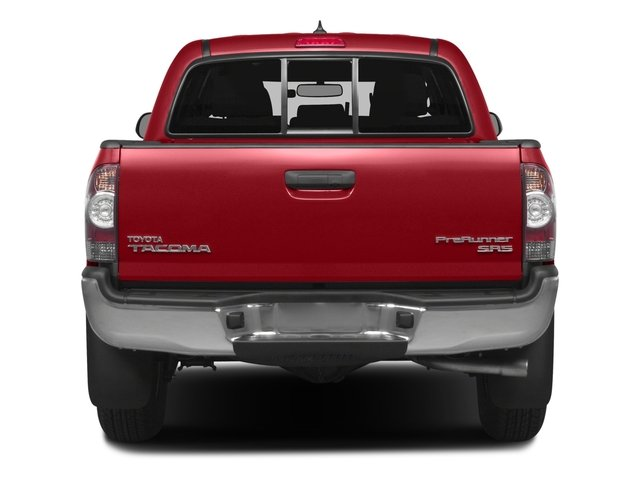 2015 Toyota Tacoma Pictures Tacoma PreRunner 2WD I4 photos rear view