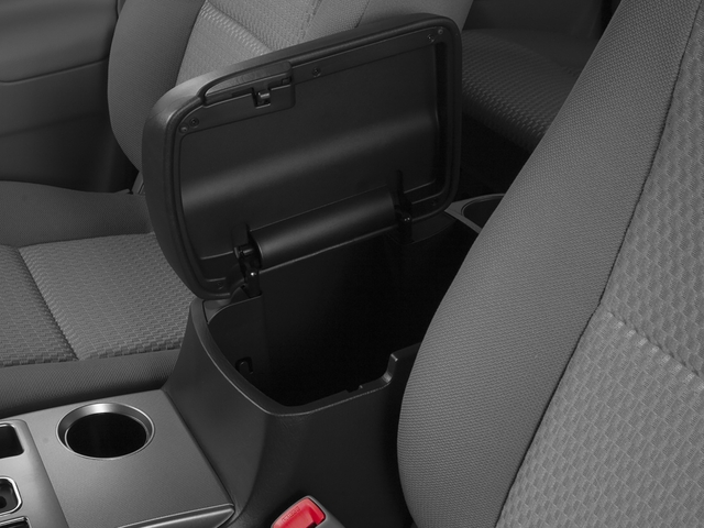 2015 Toyota Tacoma Prices and Values PreRunner 2WD V6 center storage console