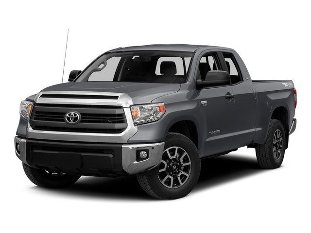 2015 Toyota Tundra 4WD Truck Prices and Values SR Double Cab 4WD