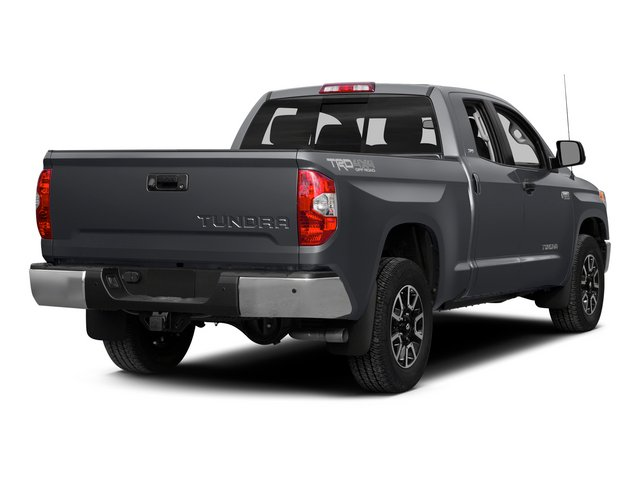 2015 Toyota Tundra 4WD Truck Prices and Values SR Double Cab 4WD side rear view