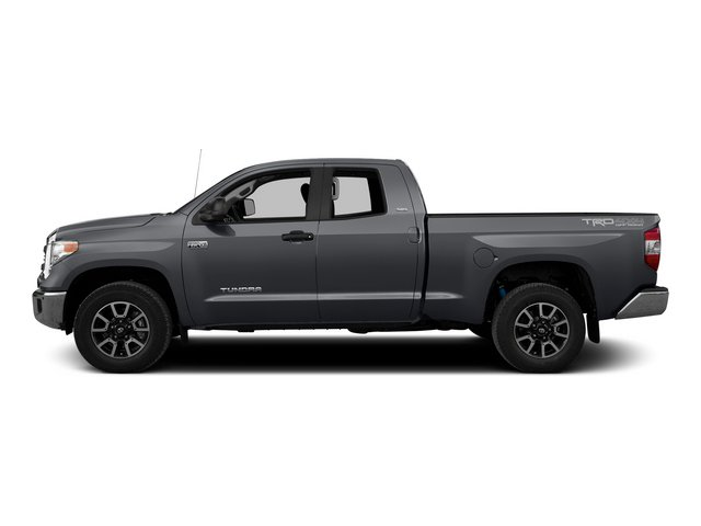2015 Toyota Tundra 4WD Truck Prices and Values SR Double Cab 4WD side view
