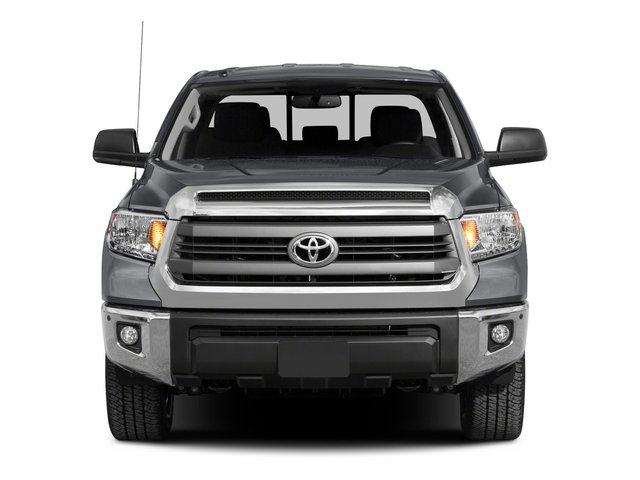 2015 Toyota Tundra 4WD Truck Prices and Values SR Double Cab 4WD front view