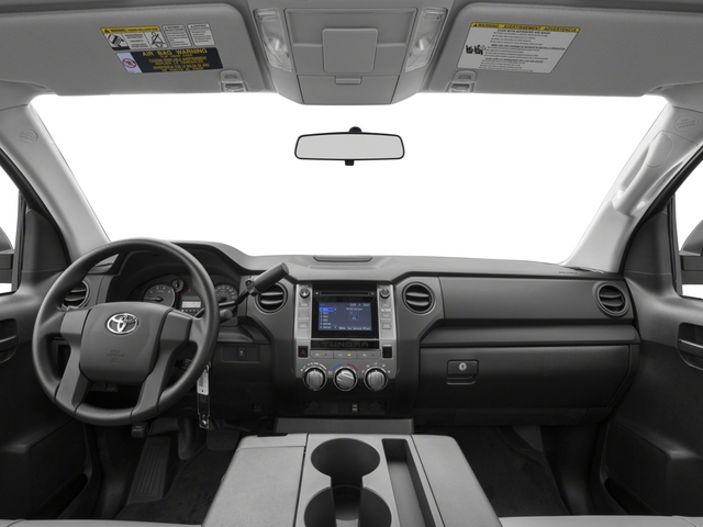 2015 Toyota Tundra 2WD Truck Prices and Values SR 2WD full dashboard