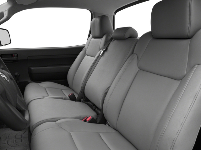 2015 Toyota Tundra 2WD Truck Prices and Values SR 2WD front seat interior