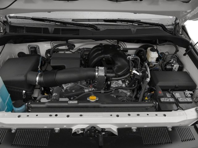 2015 Toyota Tundra 2WD Truck Prices and Values SR 2WD engine