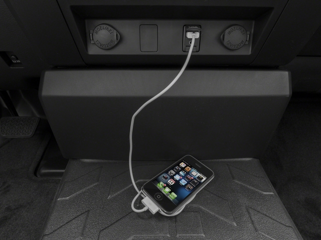 2015 Toyota Tundra 2WD Truck Prices and Values SR 2WD iPhone Interface