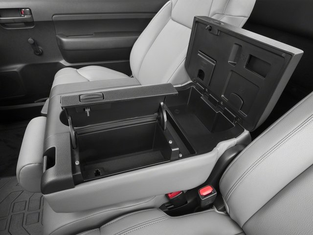 2015 Toyota Tundra 2WD Truck Prices and Values SR 2WD center storage console