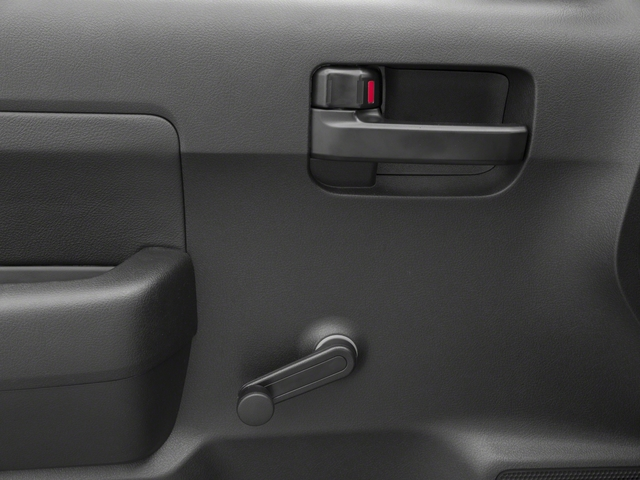 2015 Toyota Tundra 2WD Truck Prices and Values SR 2WD driver's side interior controls