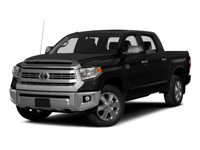 2015 Toyota Tundra 2WD Truck Prices and Values 1794 Edition Crew Cab 2WD