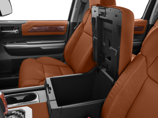 2015 Toyota Tundra 2WD Truck Prices and Values 1794 Edition Crew Cab 2WD center storage console