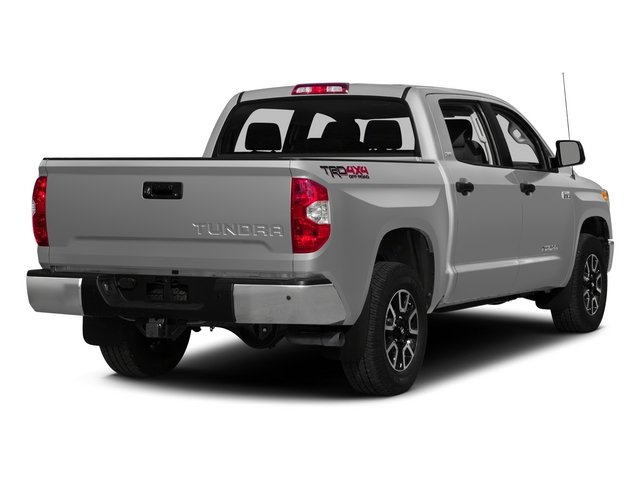 2015 Toyota Tundra 2WD Truck Prices and Values Limited CrewMax 2WD side rear view