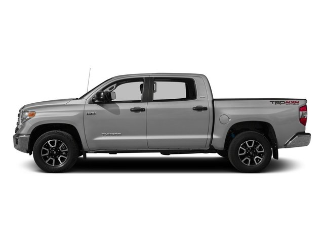 2015 Toyota Tundra 2WD Truck Prices and Values Limited CrewMax 2WD side view
