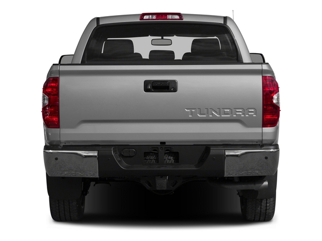 2015 Toyota Tundra 2WD Truck Prices and Values Limited CrewMax 2WD rear view