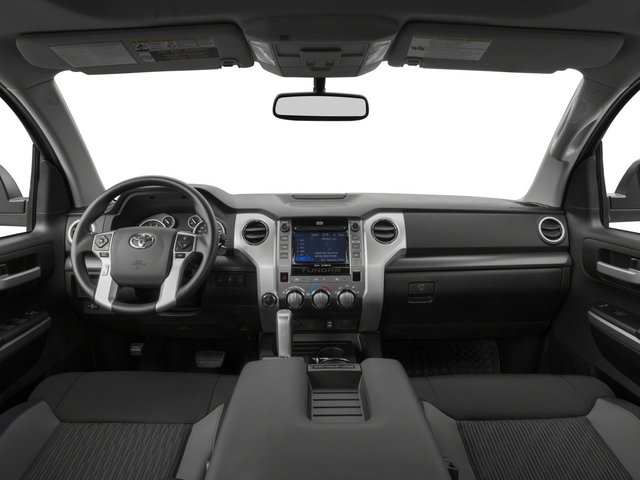 2015 Toyota Tundra 2WD Truck Prices and Values Limited CrewMax 2WD full dashboard