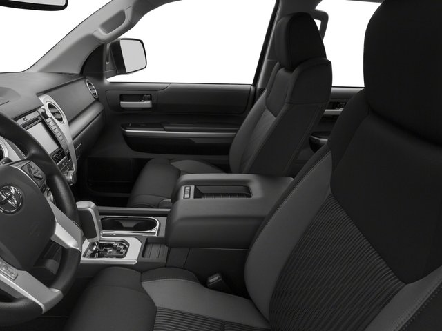 2015 Toyota Tundra 2WD Truck Prices and Values Limited CrewMax 2WD front seat interior