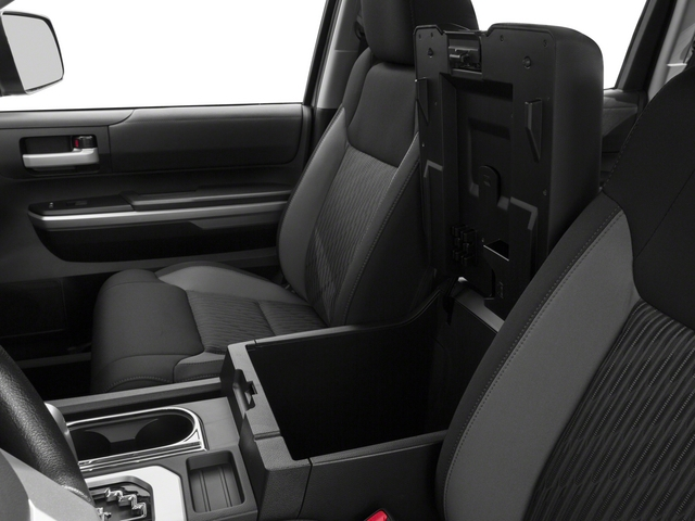2015 Toyota Tundra 2WD Truck Prices and Values Limited CrewMax 2WD center storage console