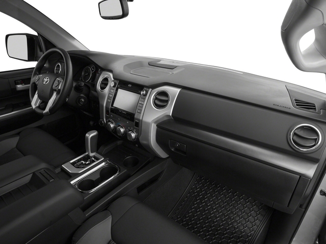 2015 Toyota Tundra 2WD Truck Prices and Values Limited CrewMax 2WD passenger's dashboard