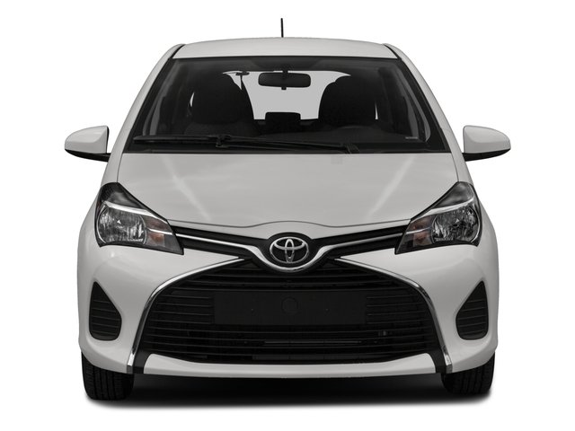 2015 Toyota Yaris Pictures Yaris Hatchback 5D SE I4 photos front view