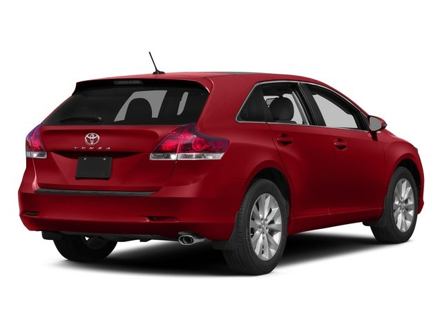 2015 Toyota Venza Prices and Values Wagon 4D Limited AWD V6 side rear view