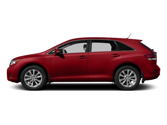2015 Toyota Venza Prices and Values Wagon 4D Limited AWD V6 side view