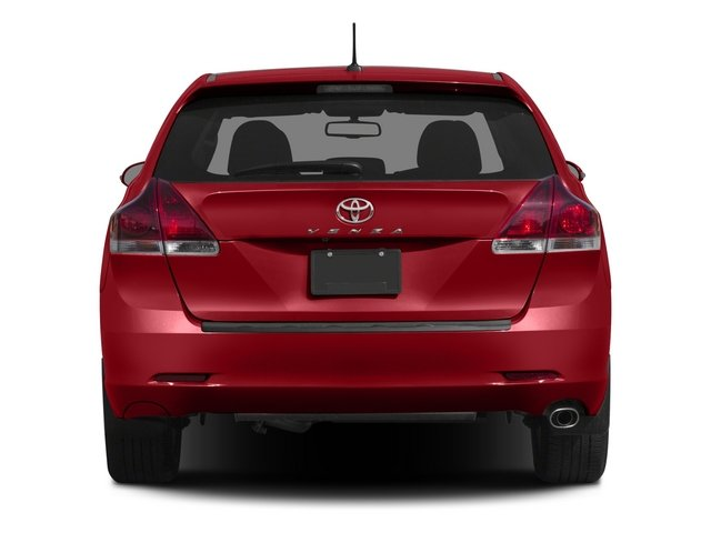 2015 Toyota Venza Prices and Values Wagon 4D Limited AWD V6 rear view