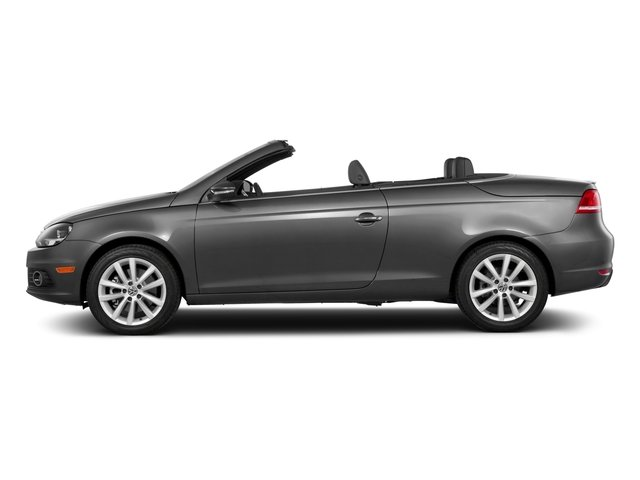 2015 Volkswagen Eos Prices and Values Convertible 2D Executive I4 Turbo side view