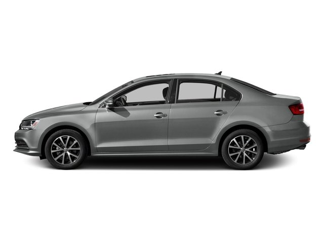 2015 Volkswagen Jetta Sedan Prices and Values Sedan 4D SEL TDI I4 side view