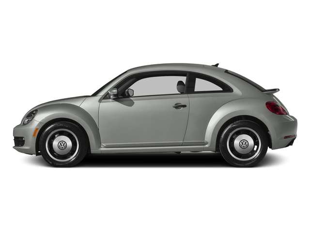 2015 Volkswagen Beetle Coupe Prices and Values Coupe 2D 1.8T Classic I4 Turbo side view