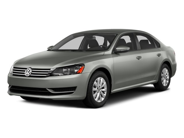 2015 Volkswagen Passat Prices and Values Sedan 4D SE TDI I4 side front view