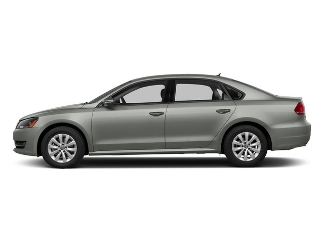 2015 Volkswagen Passat Prices and Values Sedan 4D SE TDI I4 side view