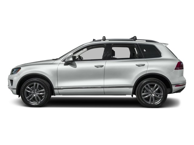 2015 Volkswagen Touareg Prices and Values Utility 4D Sport AWD V6 side view