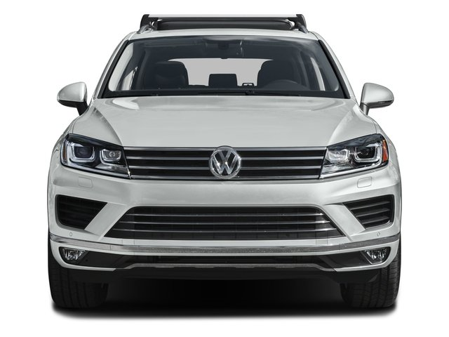 2015 Volkswagen Touareg Prices and Values Utility 4D Sport AWD V6 front view