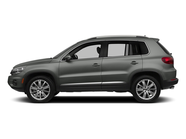2015 Volkswagen Tiguan Pictures Tiguan Utility 4D R-Line AWD I4 Turbo photos side view