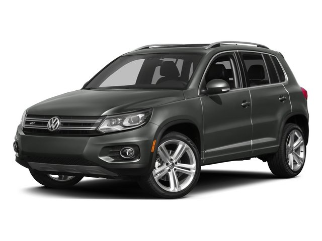 2015 Volkswagen Tiguan Pictures Tiguan Utility 4D R-Line 2WD I4 Turbo photos side front view