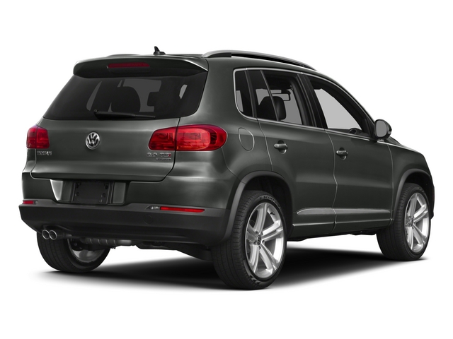 2015 Volkswagen Tiguan Pictures Tiguan Utility 4D R-Line 2WD I4 Turbo photos side rear view