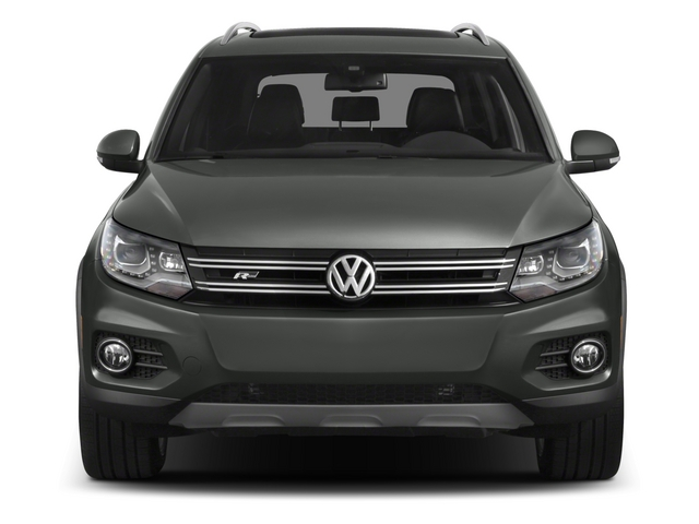 2015 Volkswagen Tiguan Pictures Tiguan Utility 4D R-Line 2WD I4 Turbo photos front view