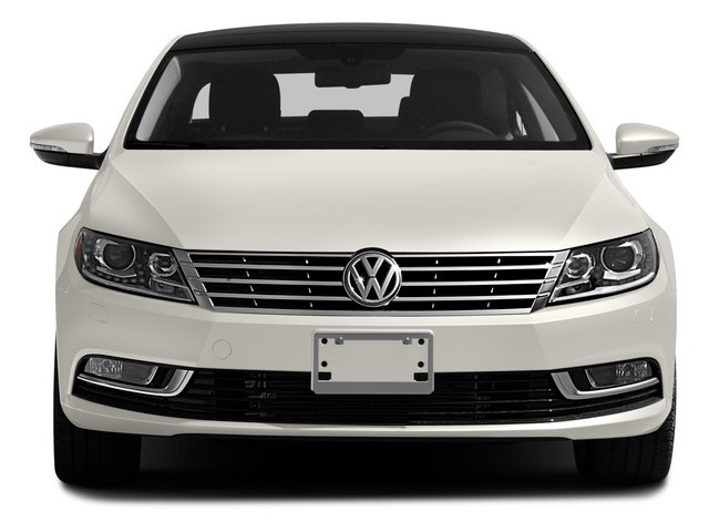 2015 Volkswagen CC Pictures CC Sedan 4D Sport I4 Turbo photos front view