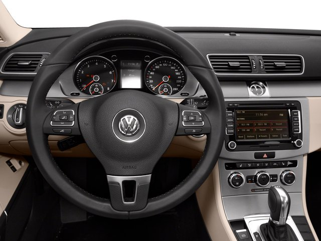 2015 Volkswagen CC Pictures CC Sedan 4D Sport I4 Turbo photos driver's dashboard