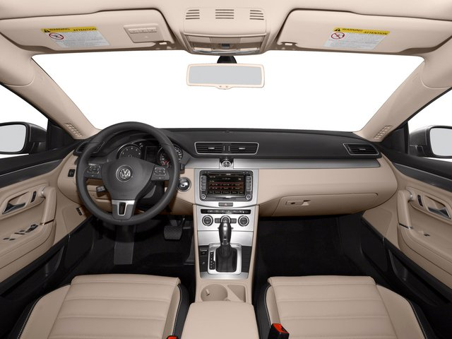2015 Volkswagen CC Pictures CC Sedan 4D Sport I4 Turbo photos full dashboard