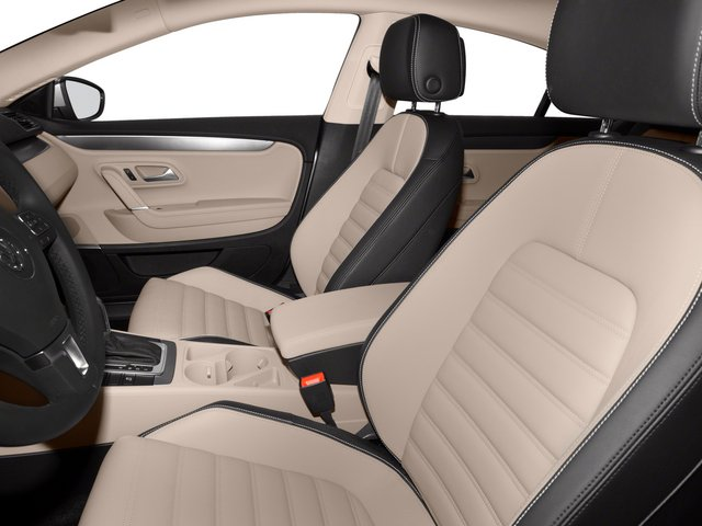 2015 Volkswagen CC Pictures CC Sedan 4D Sport I4 Turbo photos front seat interior