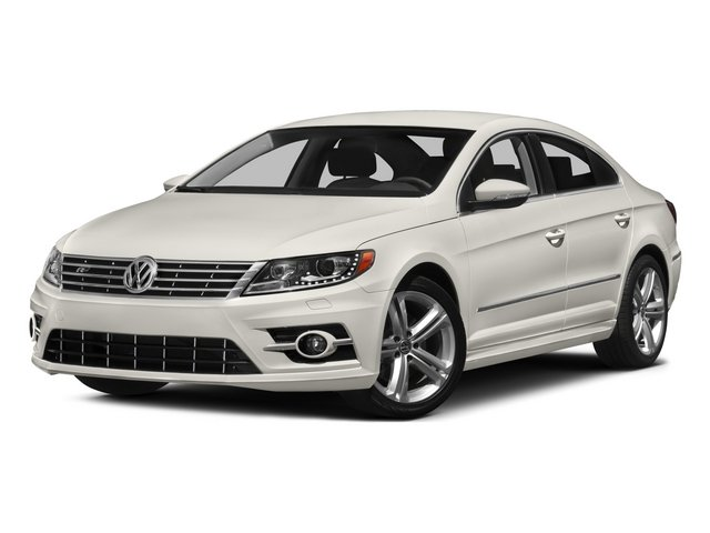 2015 Volkswagen CC Prices and Values Sedan 4D R-Line I4 Turbo side front view
