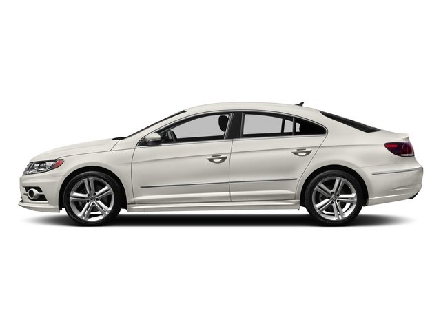 2015 Volkswagen CC Prices and Values Sedan 4D R-Line I4 Turbo side view